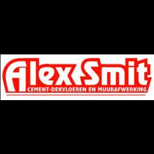 Alex Smit Cement dekvloeren en muurafwerking